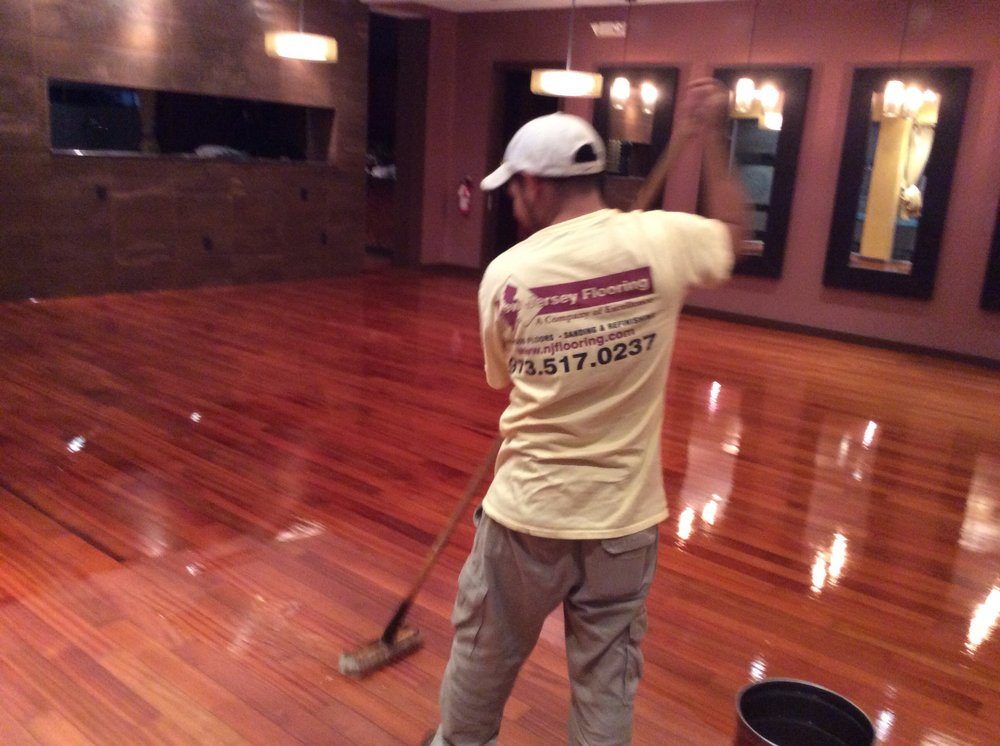 hardwood floor refinishing Clifton NJ